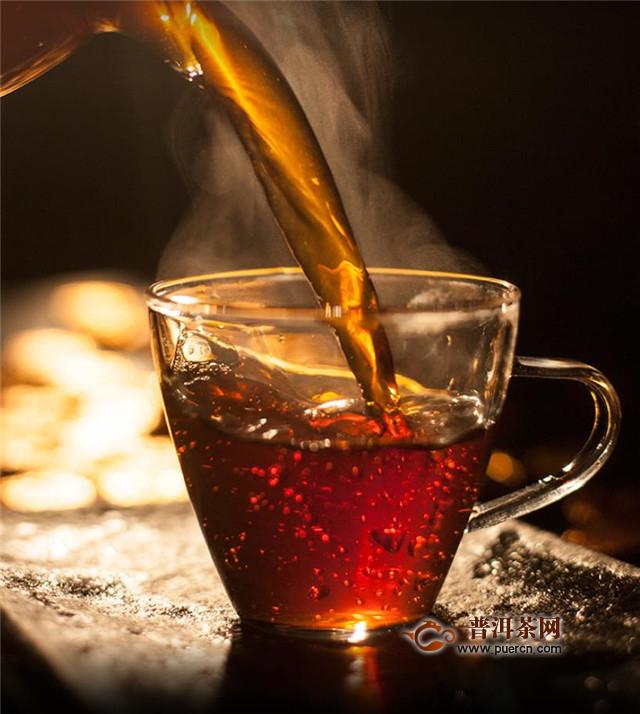 华莱健黑茶天尖茶功效,长期饮用有保健养生的
