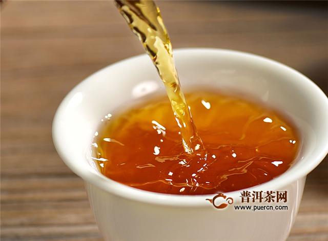 黑茶什么时候喝减肥效果最好图片