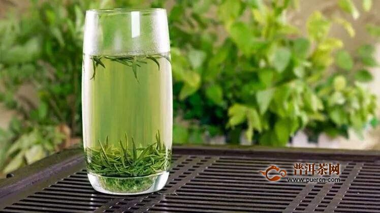 毛尖绿茶的功效与作用