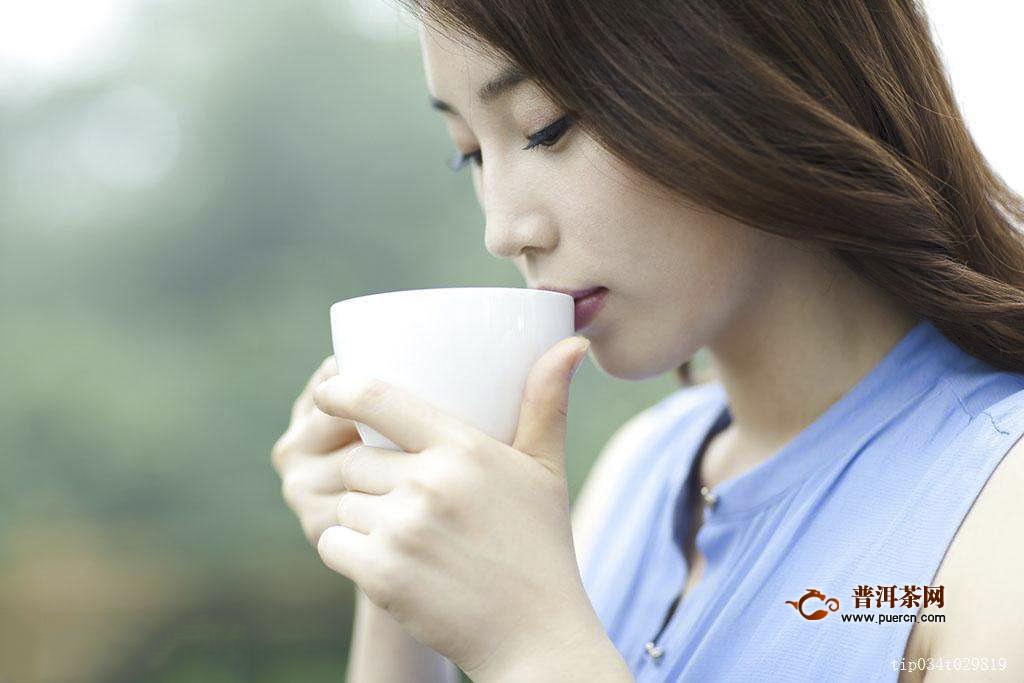 女人喝毛尖茶有什么好处