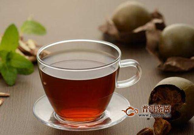 罗汉果泡茶有什么好处