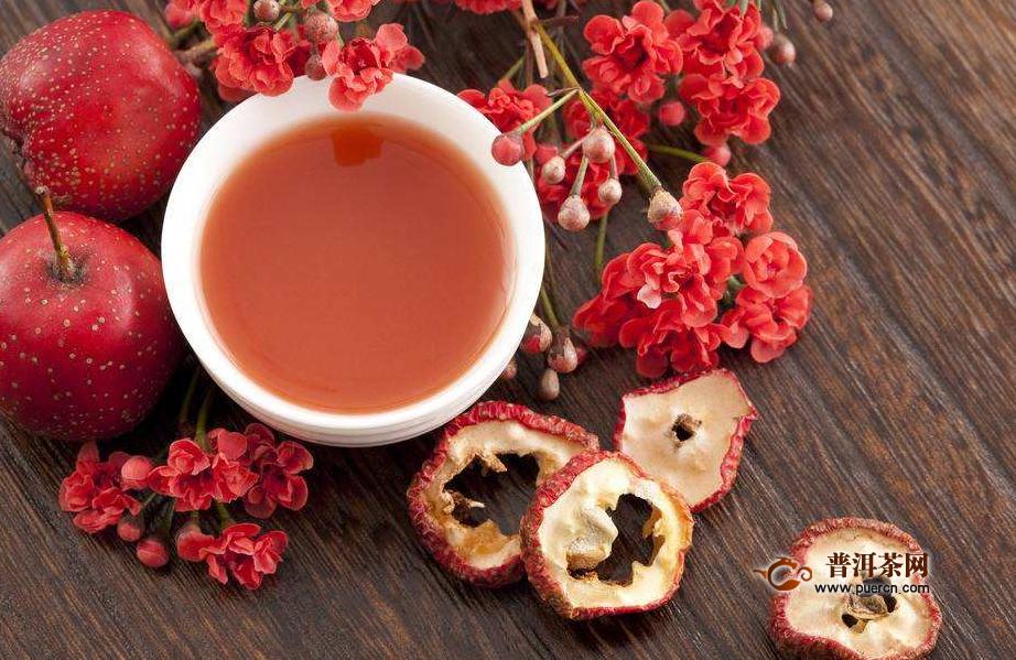 山楂陈皮红茶作用,山楂陈皮红茶的做法