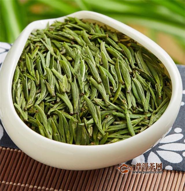湄潭翠芽的功效与作用,是止咳化痰的良好辅助药物!