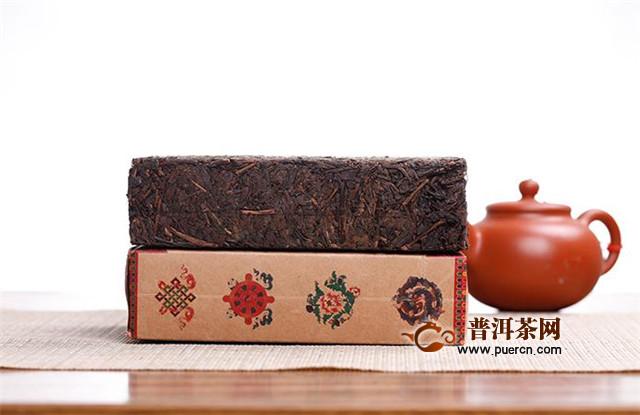 """黑茶和藏茶有什么区别?藏茶被尊为""""黑茶的鼻祖"""""""