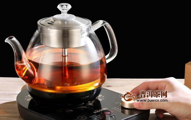 黑茶泡法,这样泡才不会会滋味淡、香味弱、汤感薄!