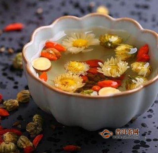 喝菊花茶有什么效果