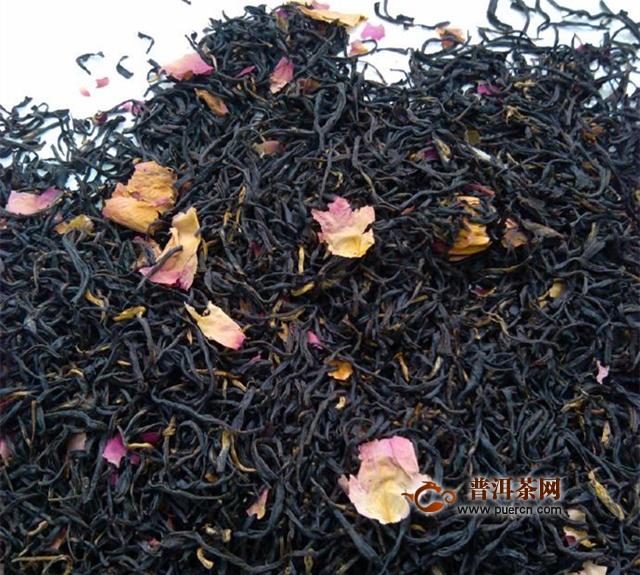 玫瑰红茶怎么做