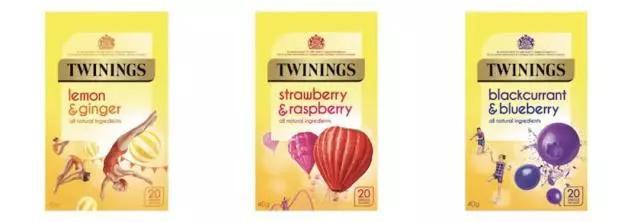 英国老牌茶叶在美国推新品,看起来不像茶