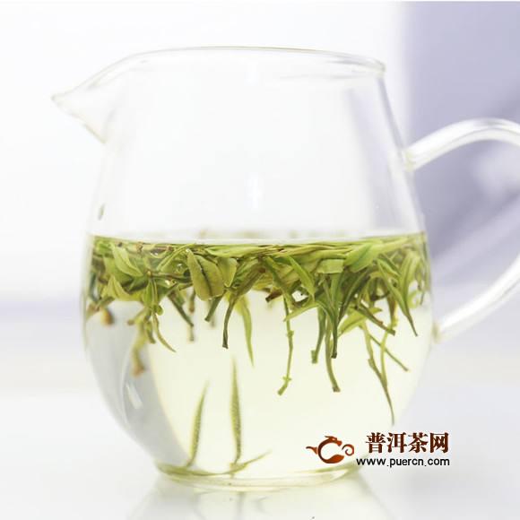 双井绿茶的泡法及功效