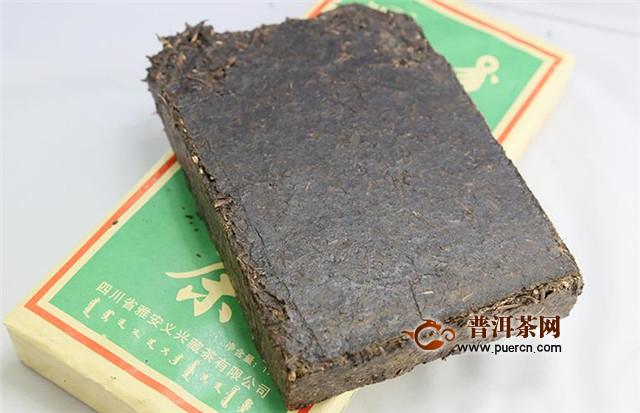 边茶制作工艺,南路边茶和西路边茶工艺不同!