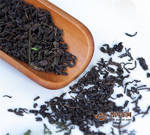 南路边茶制作工艺,以做庄茶为主!