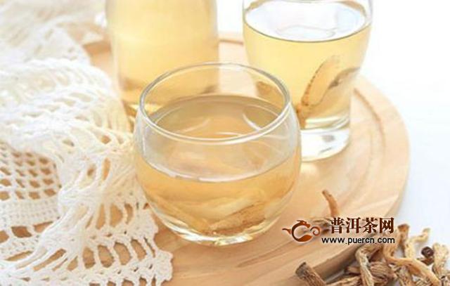 玉竹茶的功效与作用
