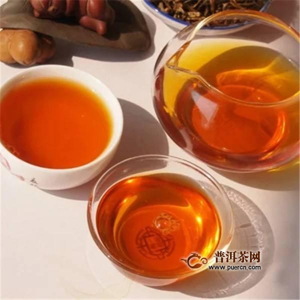 滇红茶具体有哪几个品种