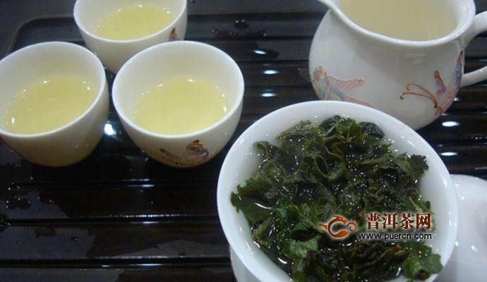 乌龙茶名字的来源,乌龙茶的历史沿革