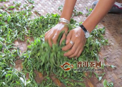 乌龙茶的工艺流程是什么