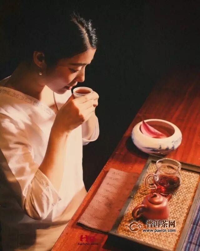 喝乌龙茶有什么好处?适合女性喝吗?