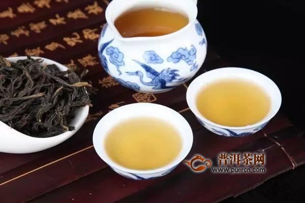 乌龙茶和黑乌龙茶有区别吗?