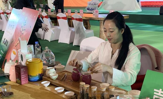 2019成都茶博会闭幕 总交易额达2.1亿元