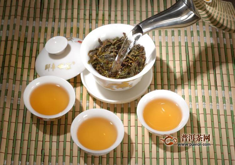 凤凰水仙茶的功效与禁忌