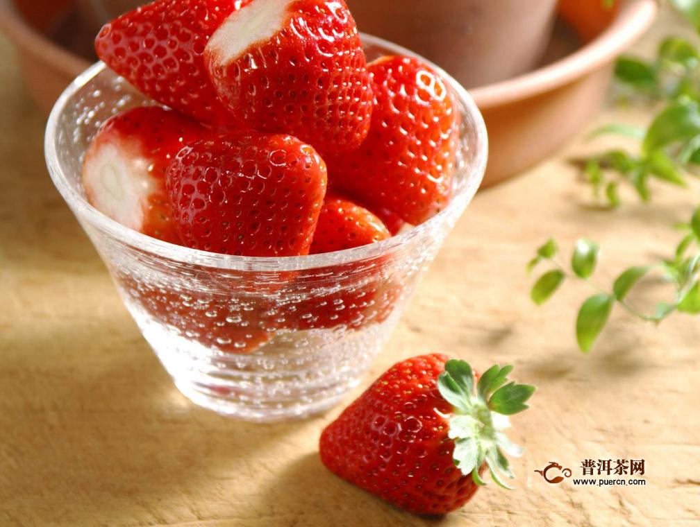 草莓寒性还是热性,凉性草莓吃多少合适?