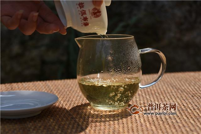 普洱茶是岁月抚摸过的芳华