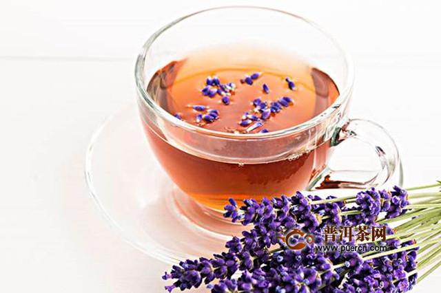 薰衣草花茶有什么作用和禁忌