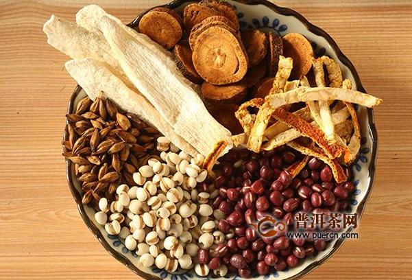 红豆薏米水排湿反应,吃多少去湿?