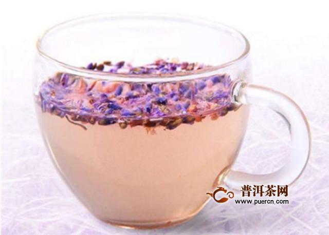 薰衣草花能直接泡茶喝吗