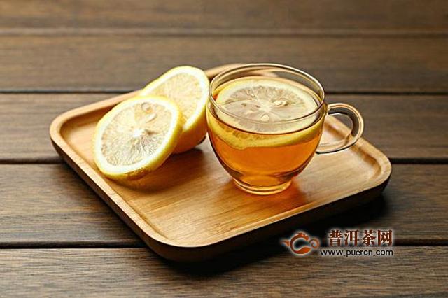 柠檬红茶什么时候喝