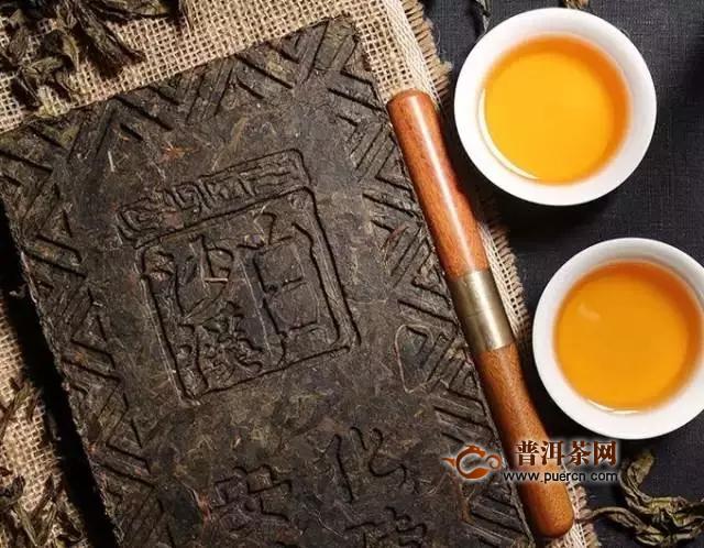 康砖茶是什么类别茶?