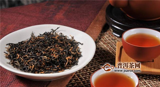 中国红茶的地域分类