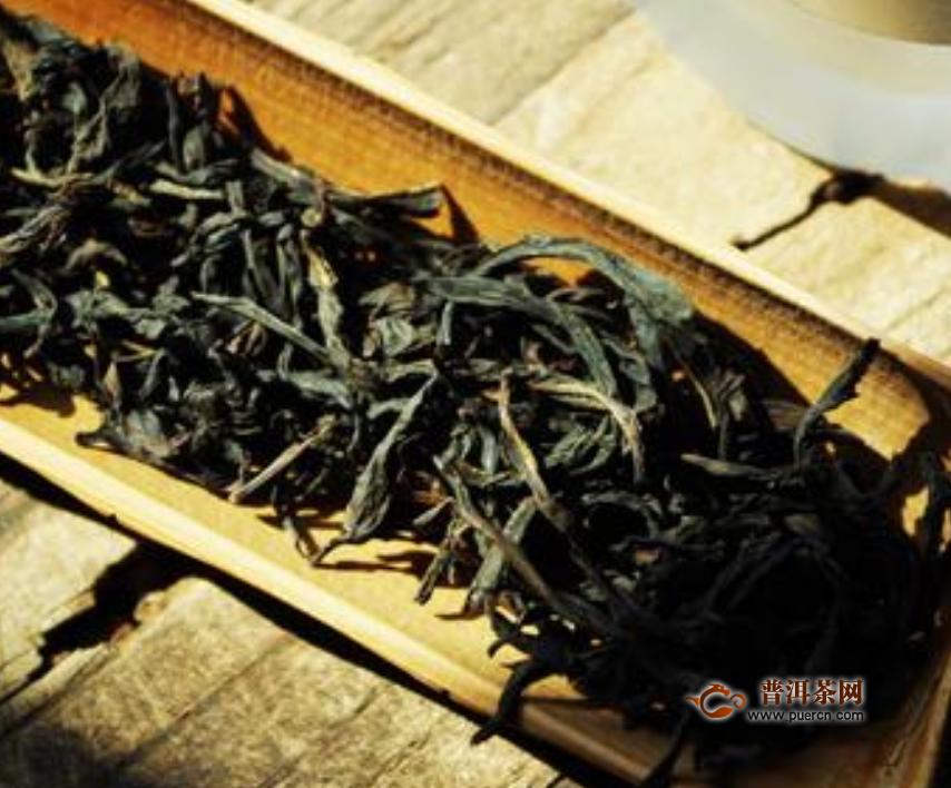 岩茶肉桂和水仙的区别