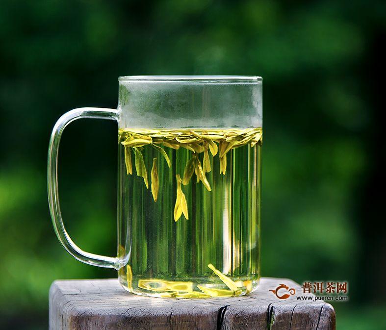 仁化白毛茶的功效与作用