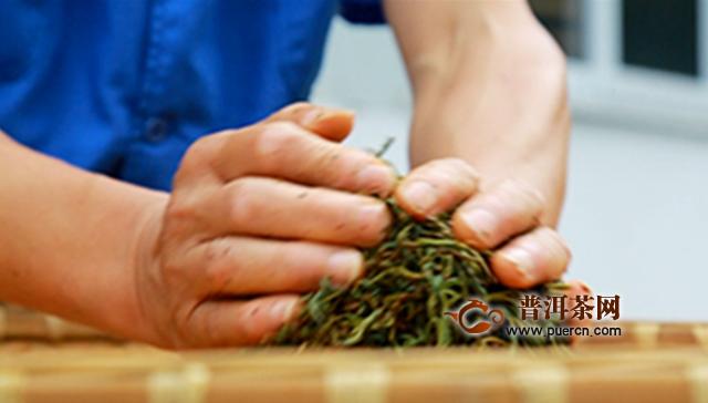 东方美人茶详细制作过程