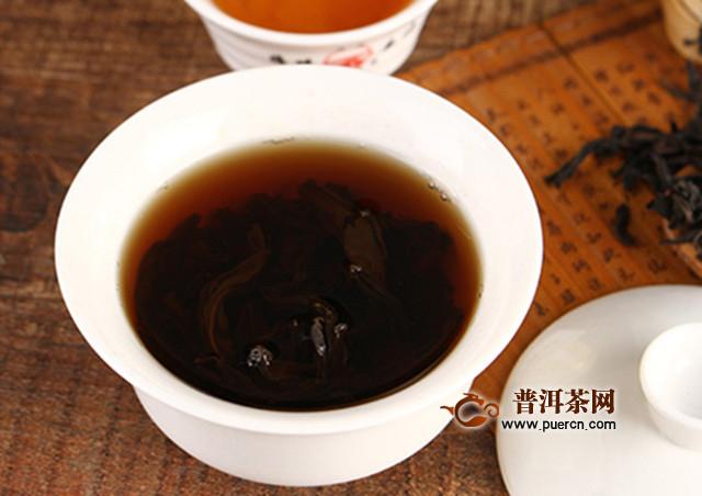 武夷水仙茶的功效与作用