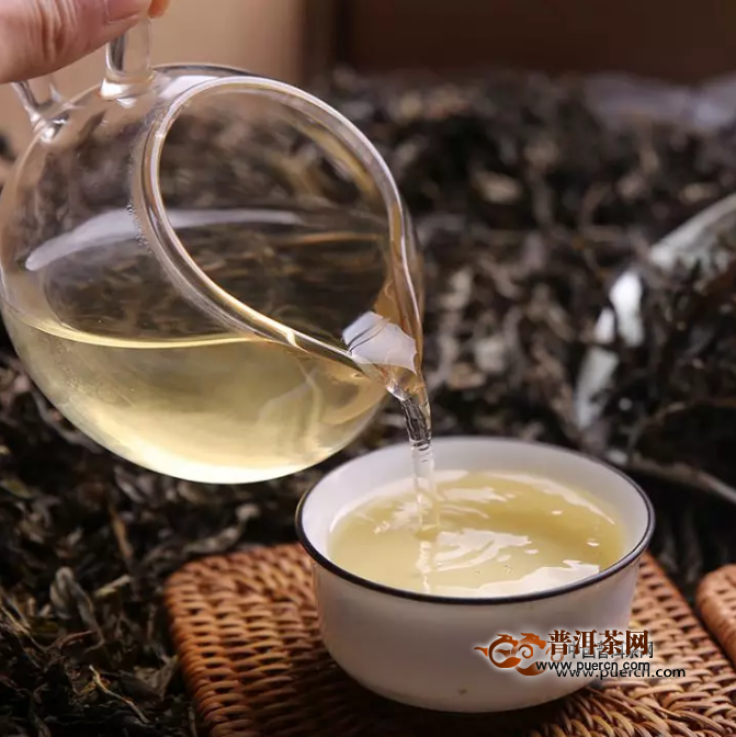 黑茶怎么冲泡才好喝?