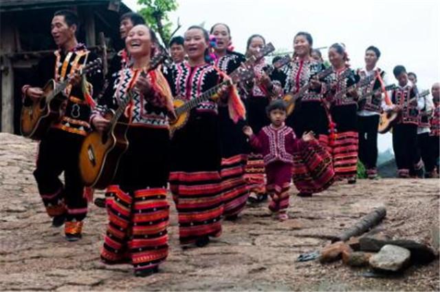 景迈山:神秘部落 民族风情