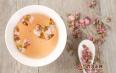 桃花茶的正确喝法,桃花茶冲泡步骤