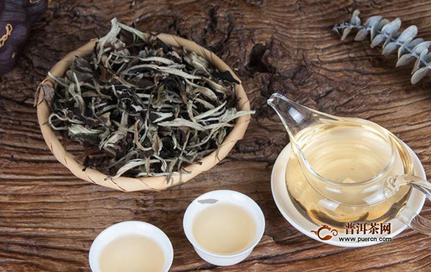 白牡丹属于发酵茶吗?