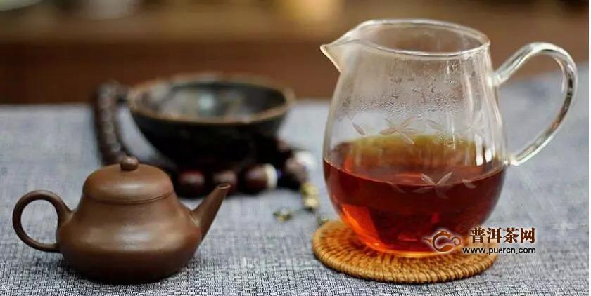 喝普洱茶你醒茶了没?