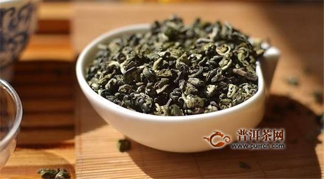 碧螺春、铁观音和龙井茶的功效的区别