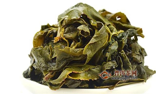 冻顶乌龙和绿茶的品质特征的区别