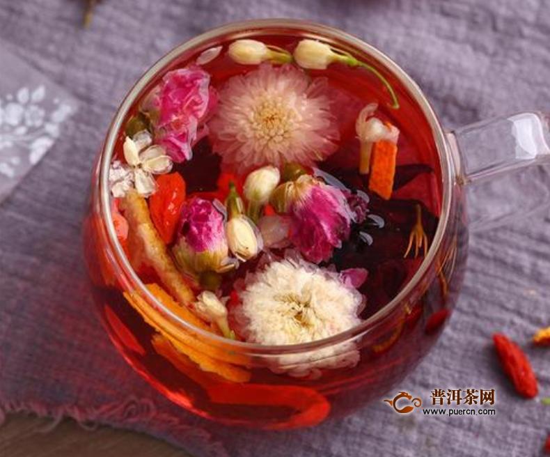 玫瑰洛神花茶怎么泡?