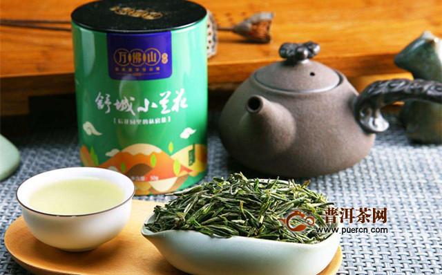 小兰花茶的品质特点