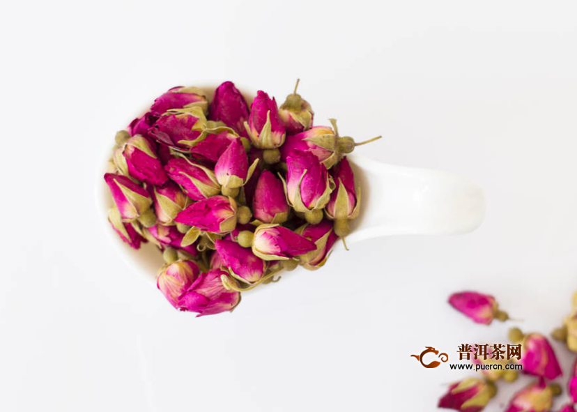 玫瑰花茶如何辨别真假?