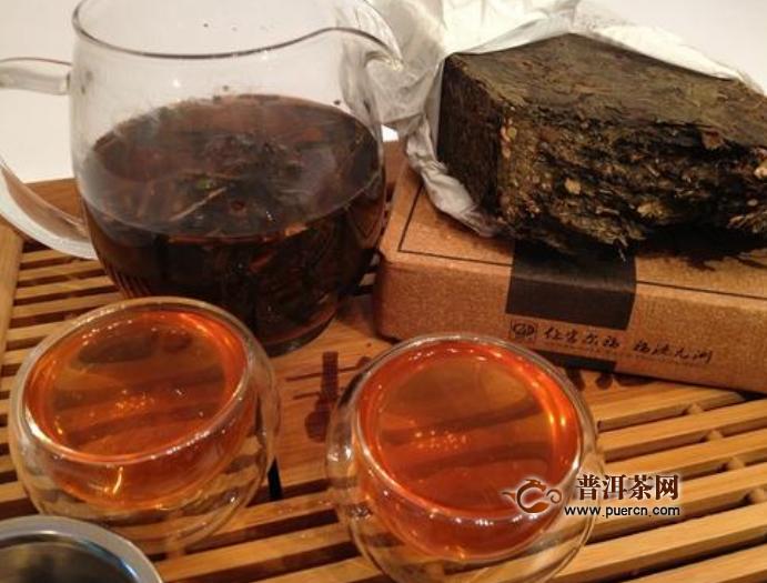 安化黑砖茶多少钱一斤?