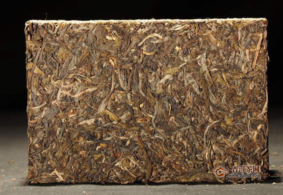 黑砖茶和伏砖茶的功效