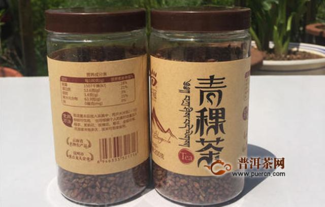 青稞麦茶功效与作用