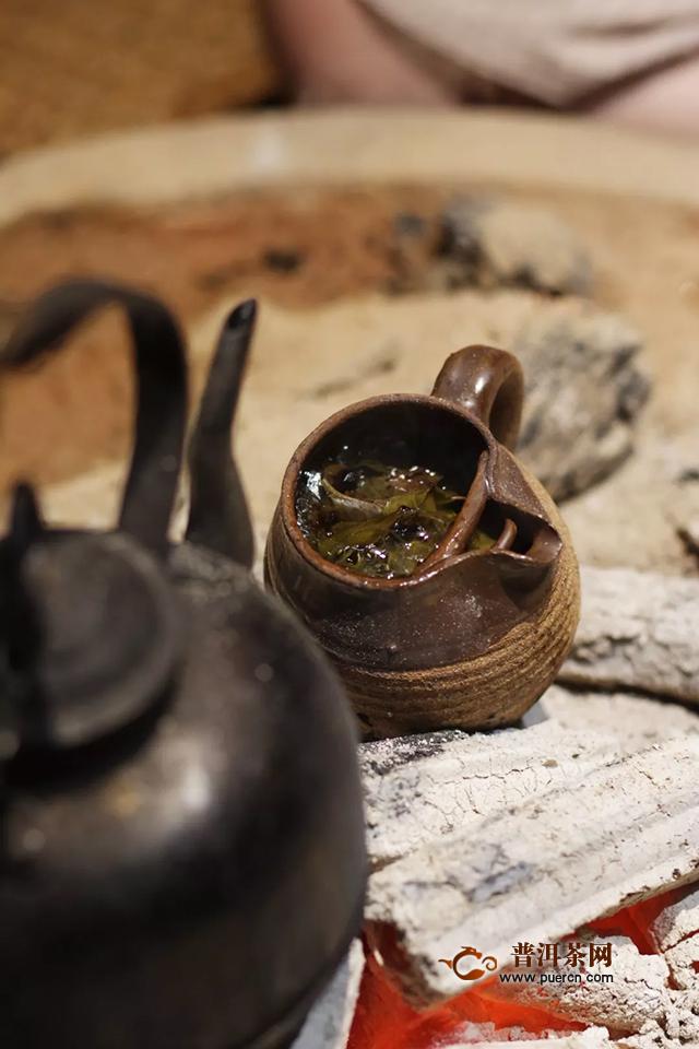 福元昌普洱茶:夜话烤茶,喝一壶纯粹