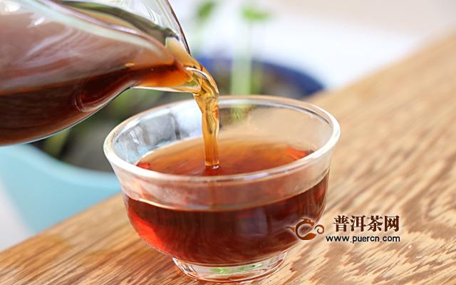 女性喝柑普茶有什么好处